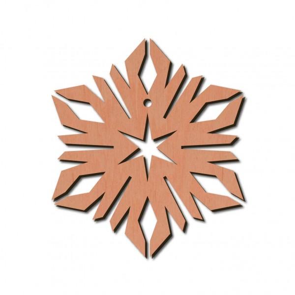 Holzstern - Sao Ø 8 cm