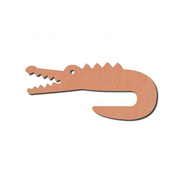 Topfwächter Krokodil