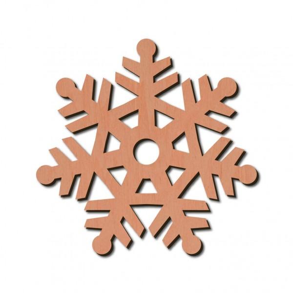 Holzstern - Tavros Ø 8 cm