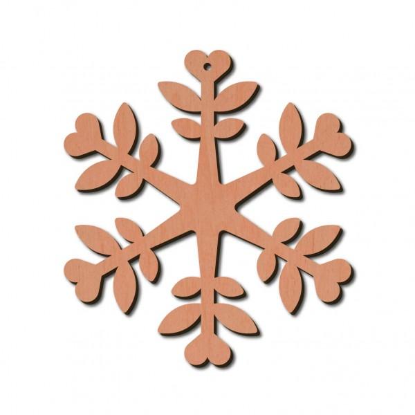 Holzstern - Ara Ø 8 cm