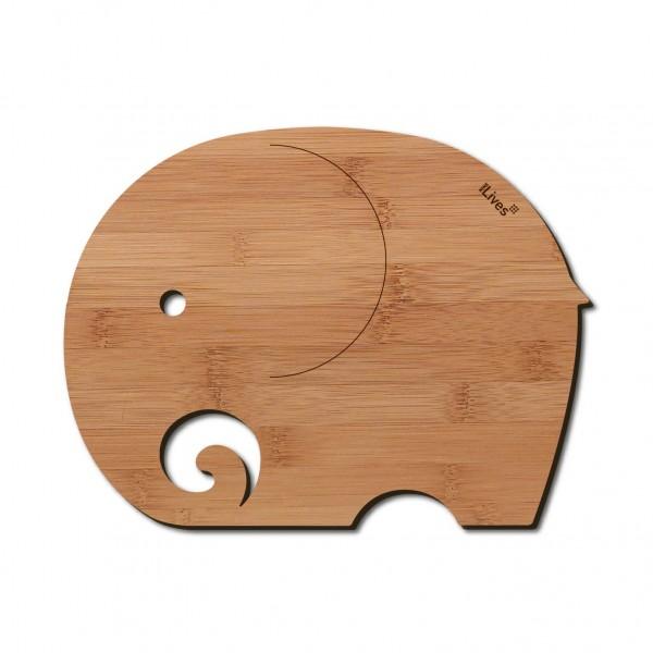 Frühstücksbrett Elefant