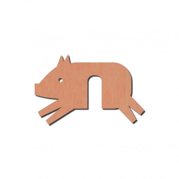 Topfwächter Schwein