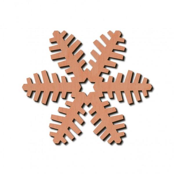 Holzstern - Titania Ø 8 cm