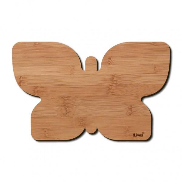 Frühstücksbrett Schmetterling
