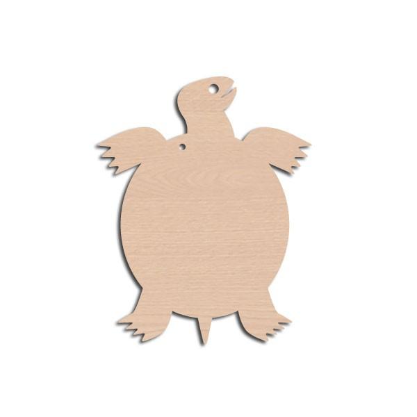 Holztier Schildkröte