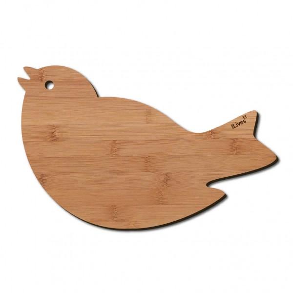 Frühstücksbrett Vogel