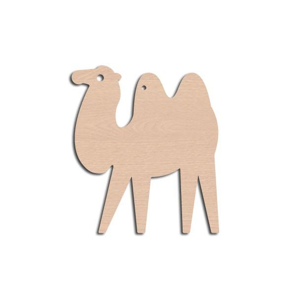 Holztier Kamel