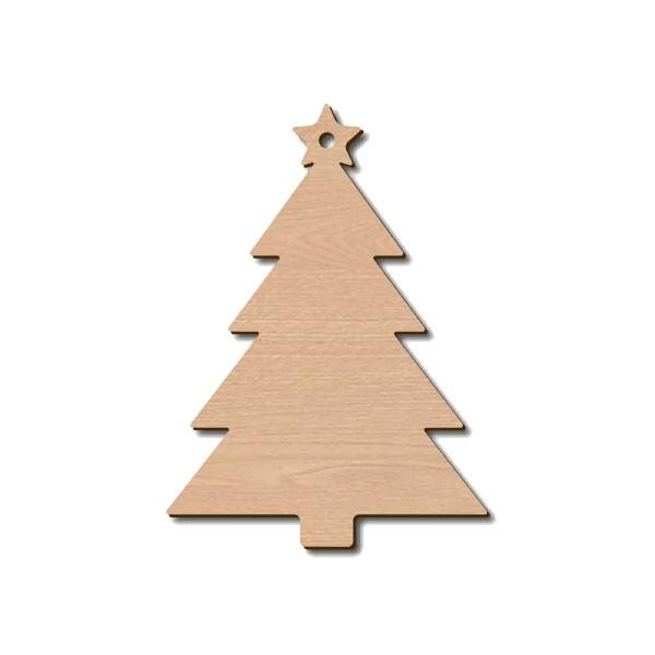 Holzaufhängung Weihnachtsbaum