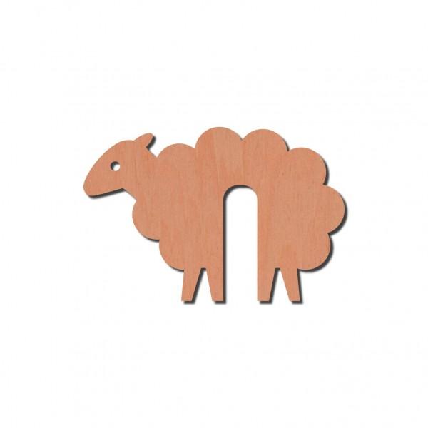 Topfwächter Schaf