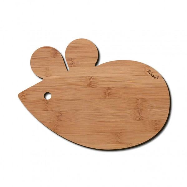 Frühstücksbrett Maus