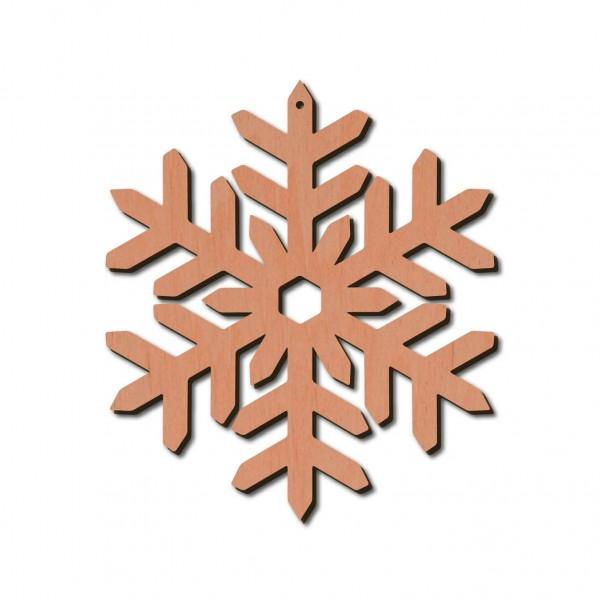 Holzstern - Lumene Ø 8 cm