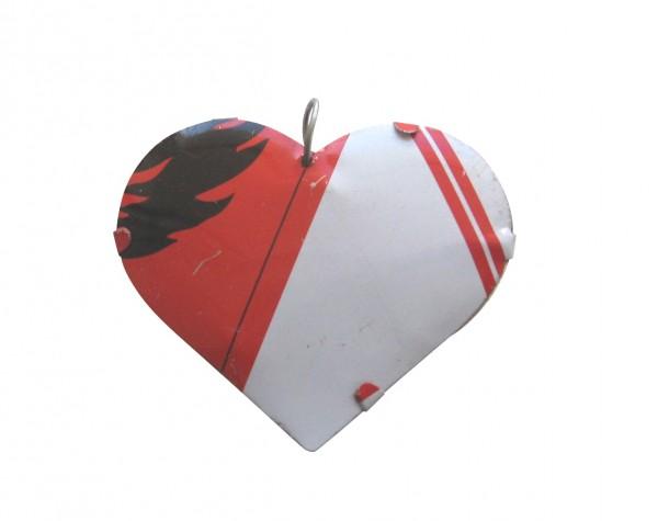 Herz aus Blech