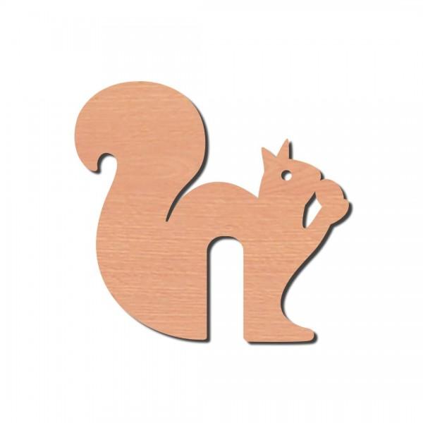 Topfwächter Eichhörnchen