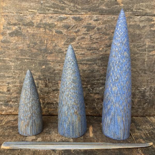Baum - blau
